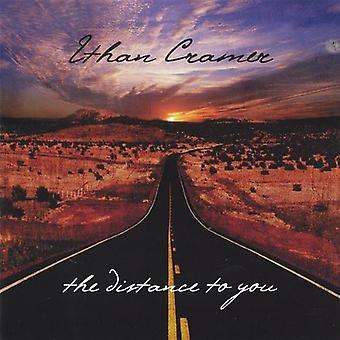 Ethan Cramer - afstand til dig [CD] USA import