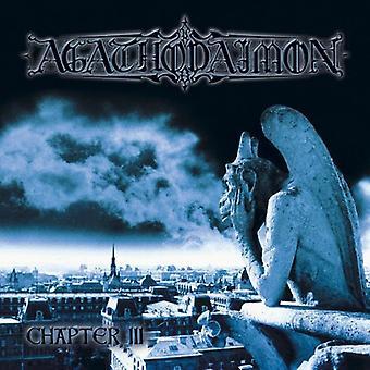 Agathodaimon - importar de Estados Unidos Capítulo 3 [CD]