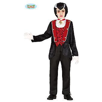 Vampire costume vampire costume Dracula Halloween kids