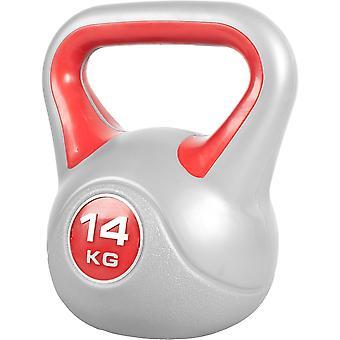 Kettlebell Stylish Kunststoff 14 kg