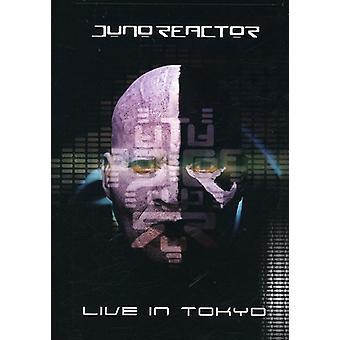 Juno Reactor - Live in Tokyo [DVD] USA import