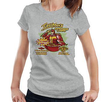 Petroleum sløjfer Turbo mand Jingle hele vejen korn kvinder T-Shirt