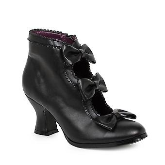 Ellie Shoes E-253-MISSY 2.5 Heel Bootie with bows Womens