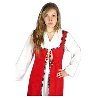 Medieval Factory Brial Corpiño Medieval Cotton (Costumes)