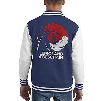 James Bond Roland Deschain Dark Tower Kid's Varsity Jacket