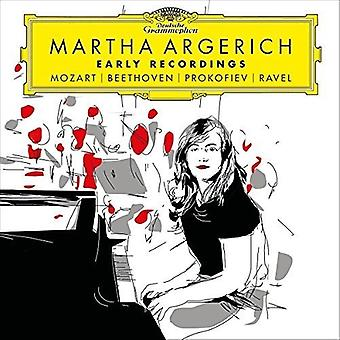 Martha Argerich - Early Recordings-M [CD] USA import