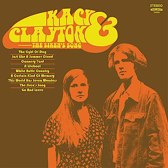 Kacy & Clayton - de sirene lied [CD] USA import