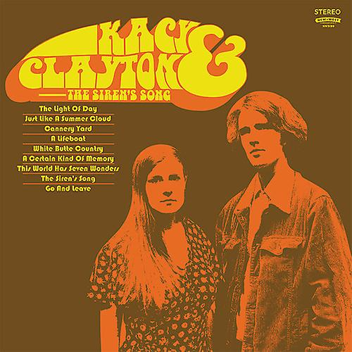 Kacy & Clayton - Siren's Song [CD] USA import
