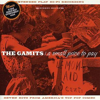 Gamits - lille pris at betale [CD] USA import