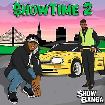Zeigen Banga - Showtime 2 [CD] USA Import