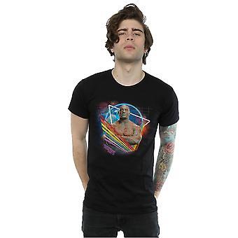 Verwonder u mannen hoeders van de Galaxy Neon Drax T-Shirt