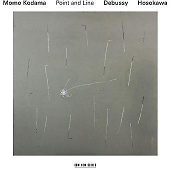 Momo Kodama - Point and Line [CD] USA import