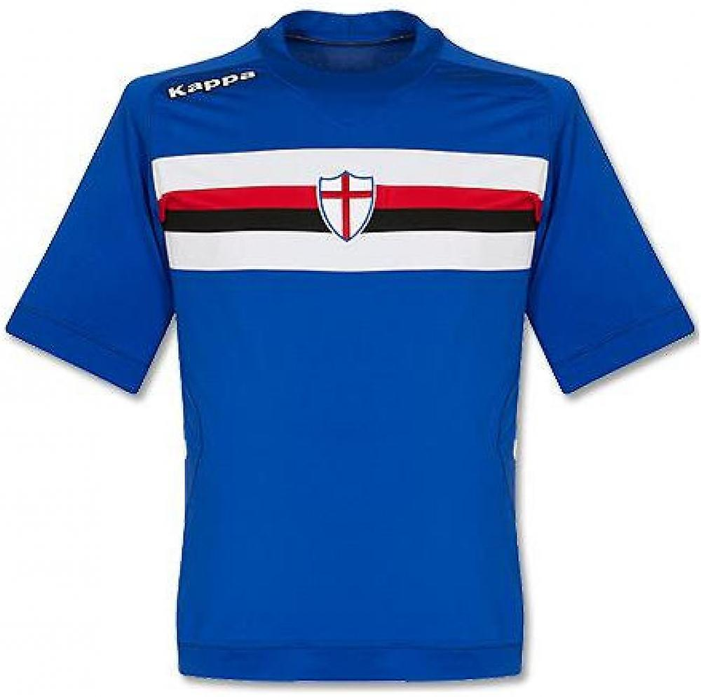 2012-13 Sampdoria Home Kappa Football Shirt (Kids)