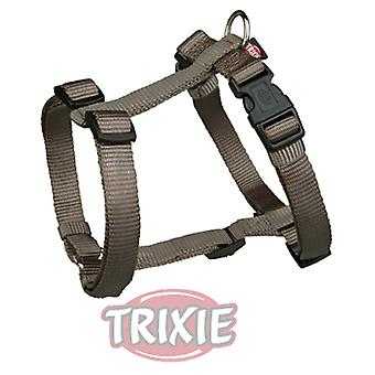 Trixie Harness Nylon Premium Taupe (Dogs , Collars, Leads and Harnesses , Harnesses)