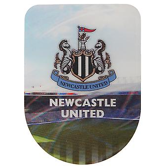 Newcastle United FC Official Universal 3D Football Crest Skin Sticker