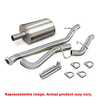 CORSA Performance Cat Back Exhaust 24260 Polished Fits:CHEVROLET 2002 - 2005 SI