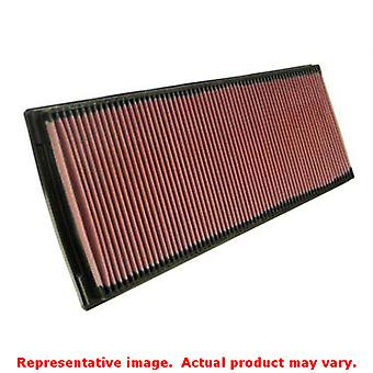 K&N Drop-In High-Flow Air Filter 33-2722 Fits:PORSCHE 1992 - 1995 968 L4 3.0