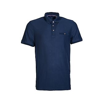 Ted Baker Short Sleeve Polo Shirt TA7M GJ28 JAYEZ
