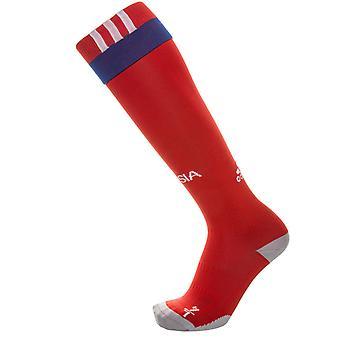 2016-2017 Russia Away Adidas Football Socks