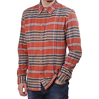 Paul Smith Jeans Ls Check Tailored Fit Shirt