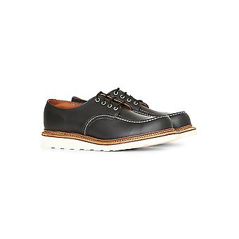 Red Wing Classic Oxford Shoes Black