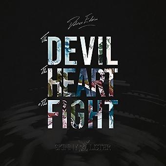 Skinny Lister - Djævelens hjertet & kampen [CD] USA importen