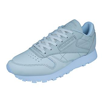 Reebok Classic Leather Sea You Later Womens Trainers / Shoes - White