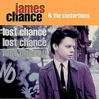 James Chance & the Contortions - Lost Chance [CD] USA import