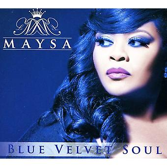 Maysa - Blue Velvet Soul [CD] USA import