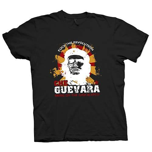 Heren T-shirt - Che Guevara - Apocalypse - communisme