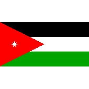 Jordan Flagge 5 x 3 ft mit Ösen für hängende