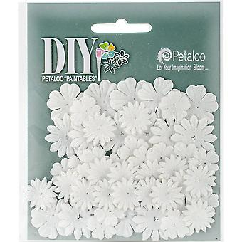 DIY Paintables Mulberry Mini Flower Layers 1
