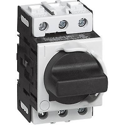 Isolateur 174005 BACO passer 25 A 1 x 90 ° gris, noir 1 PC (s)