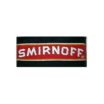 Smirnoff Cotton Bar Towel 525Mm X 250Mm