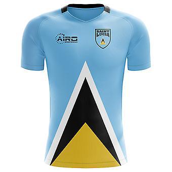 مفهوم الوطن 2018-2019 سانت لوسيا لكرة القدم قميص