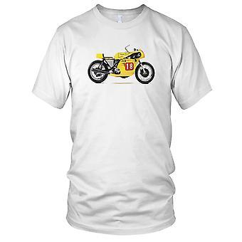Triumph Trident Racing Mens T Shirt