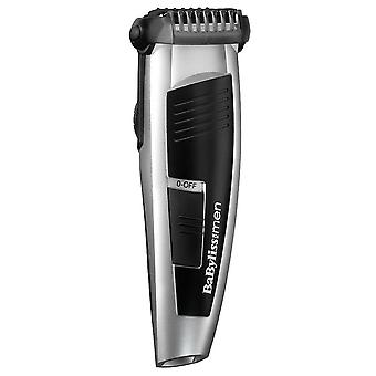 Babyliss 7848U Men's Cordless Battery Beard & Moustache Trimmer