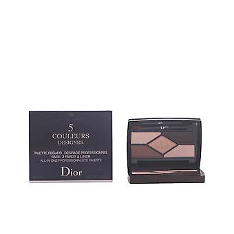 Dior 5 Colors Designer #708 Amber 5.7gr Womens New Perfume Scent Sealed Boxed
