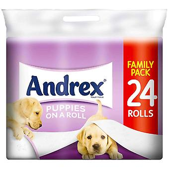 Andrex Gentle Clean - 24 Rolls