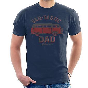 Official Volkswagen Vantastic Dad Men's T-Shirt