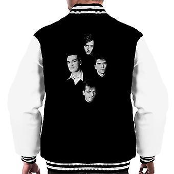 The Smiths Headshots Men's Varsity Jacket