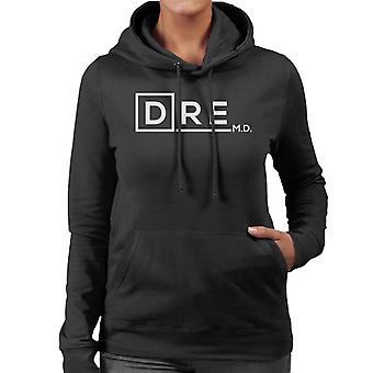 Dre MD vrouwen de Hooded Sweatshirt