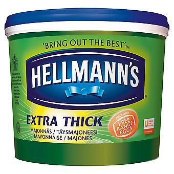 Hellmanns Extra dick Mayonnaise