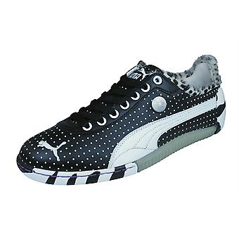 Puma Mihara Yasuhiro MY 18 Special Edition Womens Leather Trainers / Shoes - White