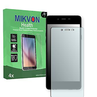 BLU Vivo Air LTE Screen Protector - Mikvon Health (Retail Package with accessories)