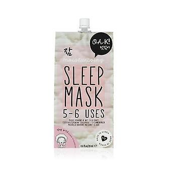 Åh K! Søvn maske