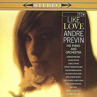 Andre Previn - Like Love [CD] USA import