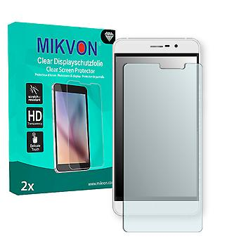 Cubot Z100 Screen Protector - Mikvon Clear (Retail Package with accessories) (reduced foil)