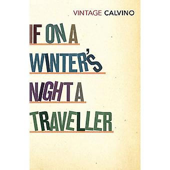 If on a Winter's Night a Traveller by Italo Calvino - 9780099430896 B