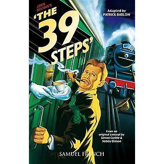 John Buchan - les 39 marches - par Patrick Barlow - Simon Corble - Nobby
